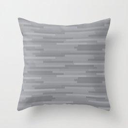 Grey Estival Mirage Throw Pillow