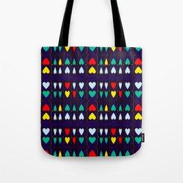 Heart Hugs Tote Bag
