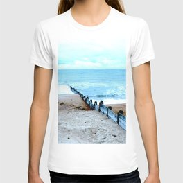 Outlook over the North Sea T-shirt