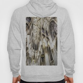 Cathedral Architecture Art Hoody