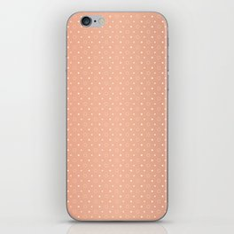 Art Deco, Simple Shapes Pattern 1 [ROSE GOLD] iPhone Skin