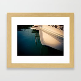 Victoria, BC Framed Art Print