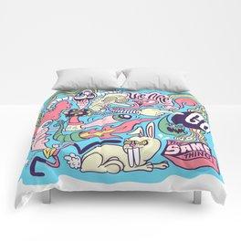 Doodle #2389 Comforters