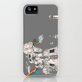 Childhood Friends iPhone Case