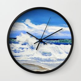 Synchronized Sensations Wall Clock