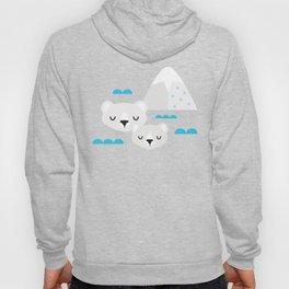 Polar Bears Inuka & Sheeba I Hoody