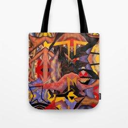 Space Tango Tote Bag