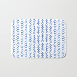 Watercolour Arrow Pattern Bath Mat