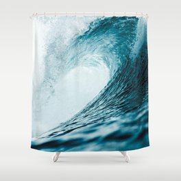Hurley Shower Curtain