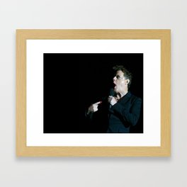 Eddie Izzard Framed Art Print