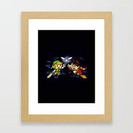snitch Framed Art Print