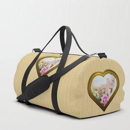 In Love Again - Encore en Amour Duffle Bag