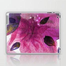 Watercolor Fuchsia Mirage Laptop & iPad Skin