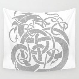 JÖRMUNGANDR Wall Tapestry