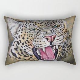 Leopard Rectangular Pillow