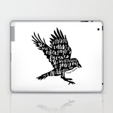 Other People's Futures - The Raven Boys Laptop & iPad Skin