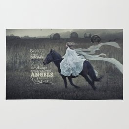 Angels Unaware Rug