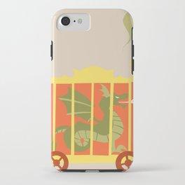 Beast Train iPhone Case