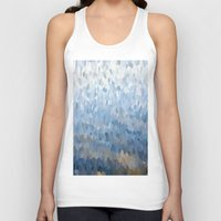crystal Tank Tops featuring Crystal by Fox Industries