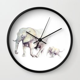 Elagabalus the Enlightened Wall Clock