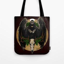 The Spirit of Creepmas Tote Bag