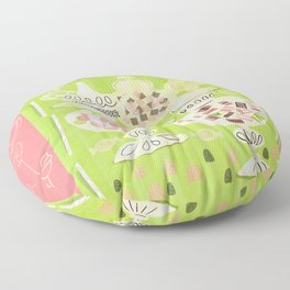 Sweets For The Sweet Floor Pillow