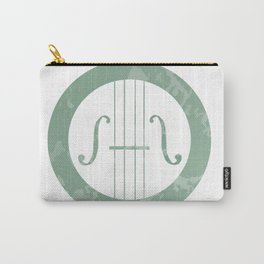 Violin Jade Carry-All Pouch