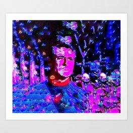Cary2 Art Print