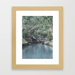 Cochin, India II Framed Art Print