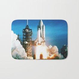 Space Shuttle Launch Bath Mat