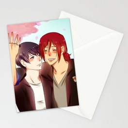 Sakurathon Stationery Cards