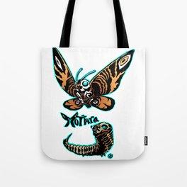 Mothra Kaiju Print FC Tote Bag