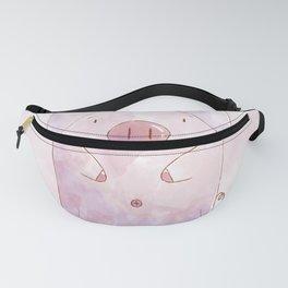 Cute Pink Pig Cartoon Fanny Pack