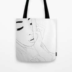 I used to know(illustration) Tote Bag