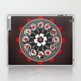 Chinese Zodiac Laptop & iPad Skin