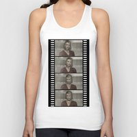silent hill Tank Tops featuring Maria Silent Hill by Alberto P