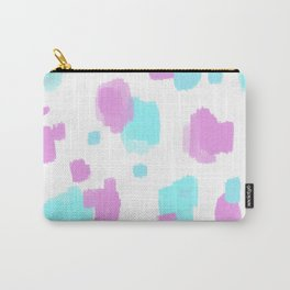 transgender pride dots Carry-All Pouch