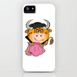 eee toro! eh iPhone Case