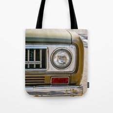Vintage International Tote Bag