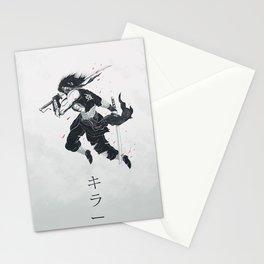 キラー (Kirā) Stationery Cards