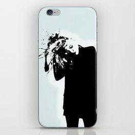 My head is jungle iPhone Skin