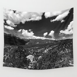 Pikes Peak 2 Wall Tapestry