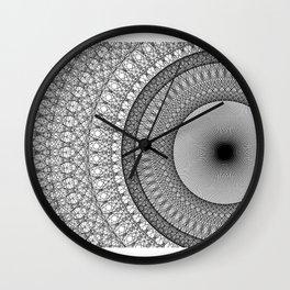 64 Wall Clock