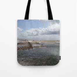 Sea Weed Farm Tote Bag