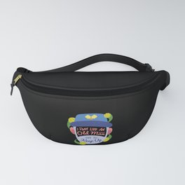 Pickleball Design: Keep Calm And Pickle On I Badminton Tennis Fanny Pack