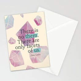 Facets of Us Stationery Cards
