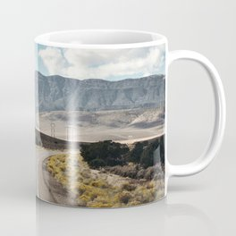 American Roadtrip. Utah State Highway, United States of America. Fine Art Travel Print. Wall Art. Coffee Mug