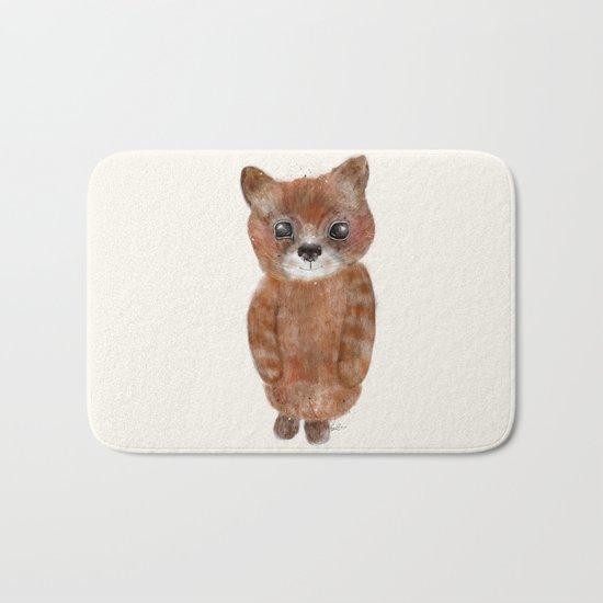 little ginger Bath Mat