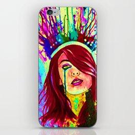 Unwanted Crown iPhone Skin