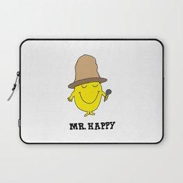 Mr. Happy Laptop Sleeve